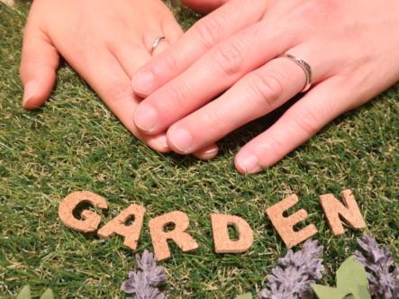 MILK&Strawberryの婚約指輪とet.luの結婚指輪 大阪府和泉市