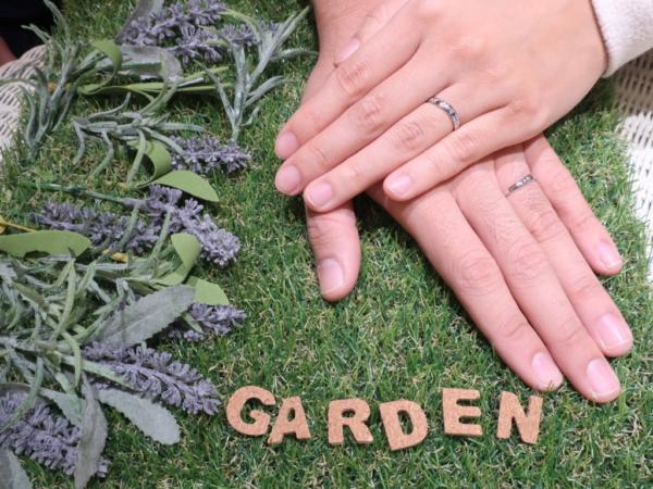 MINSAHRINGの結婚指輪 滋賀県大津市/奈良市天理市