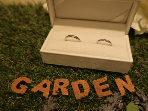 SweetBlueDiamomdの結婚指輪 神奈川県川崎市