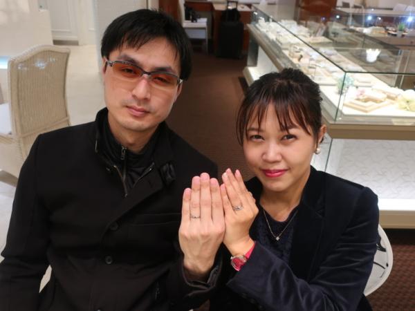 guiraの結婚指輪 大阪市生野区