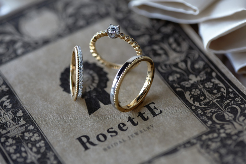 婚約指輪人気ブランドロゼットは関西最大級ブライダルリング専門セレクトショップgarden梅田