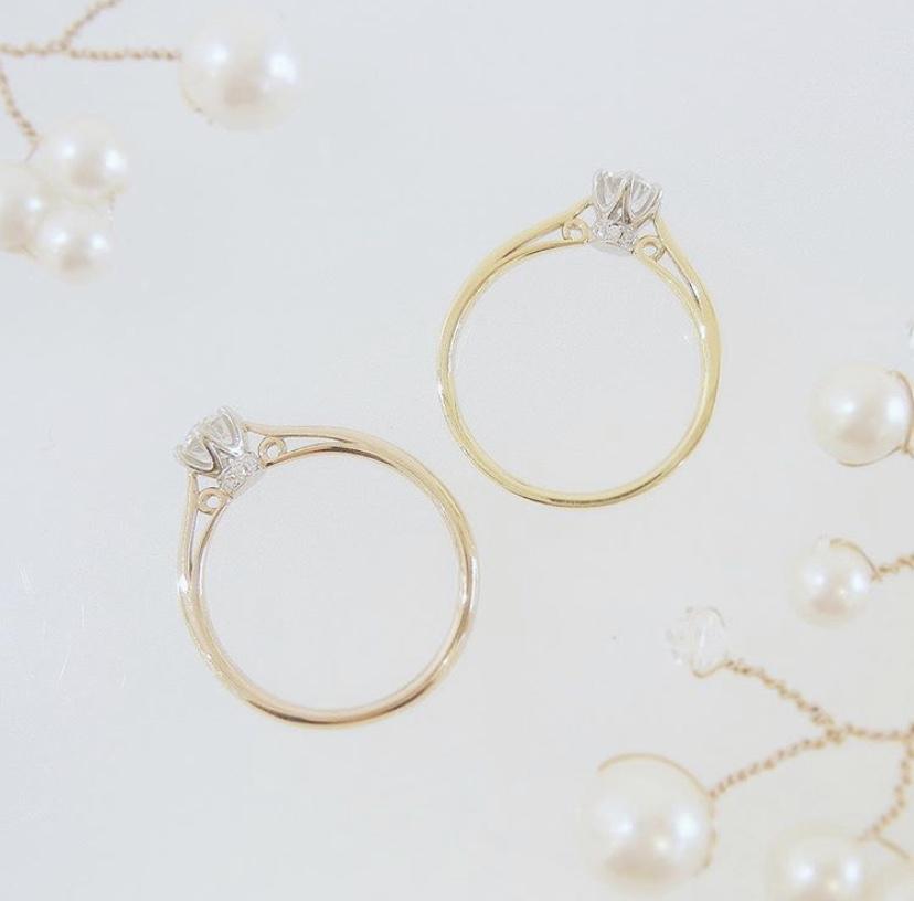 婚約指輪人気ブランドラパージュは関西最大級ブライダルリング専門セレクトショップgarden梅田