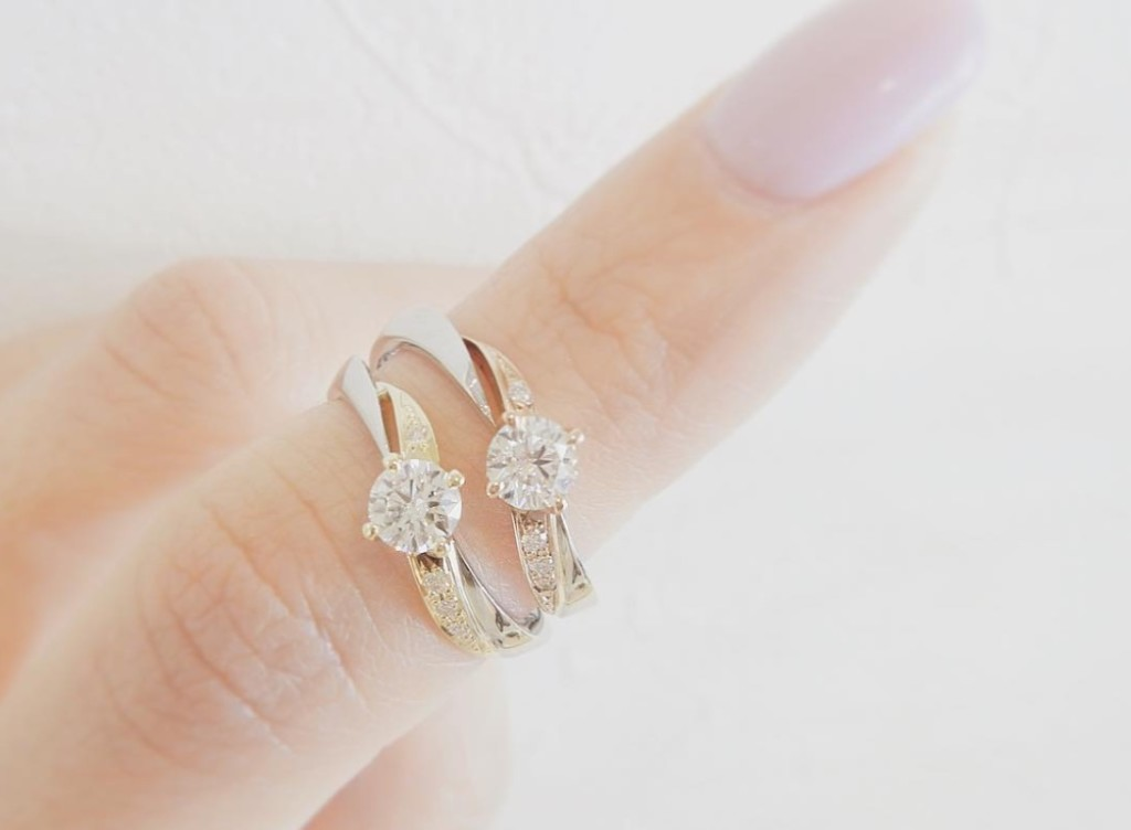 婚約指輪人気ブランドラパージュは関西最大級ブライダルリング専門セレクトショップgarden梅田5