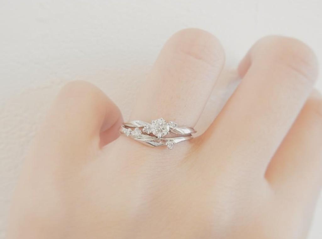 婚約指輪人気ブランドラパージュは関西最大級ブライダルリング専門セレクトショップgarden梅田6