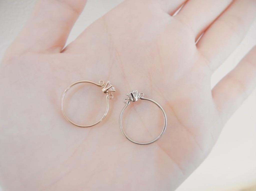 婚約指輪人気ブランドラパージュは関西最大級ブライダルリング専門セレクトショップgarden梅田3