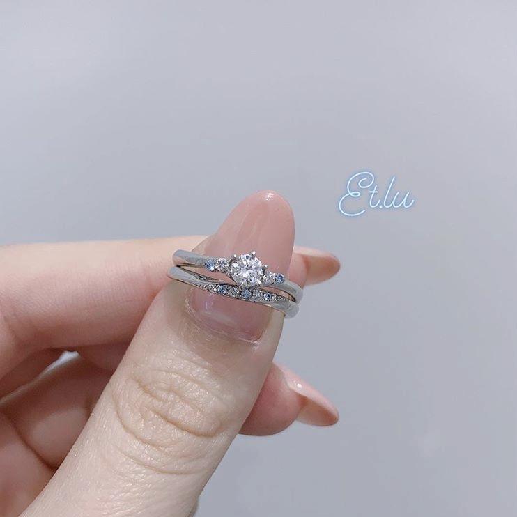 婚約指輪人気ブランドシンプルで高品質音楽がテーマのエトルは関西最大級ブライダルリング専門セレクトショップgarden梅田2