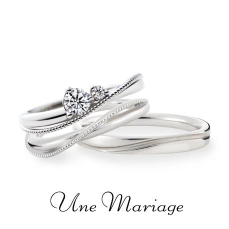 婚約指輪人気ブランド個性的なアンマリアージュは関西最大級ブライダルリング専門セレクトショップgarden梅田2