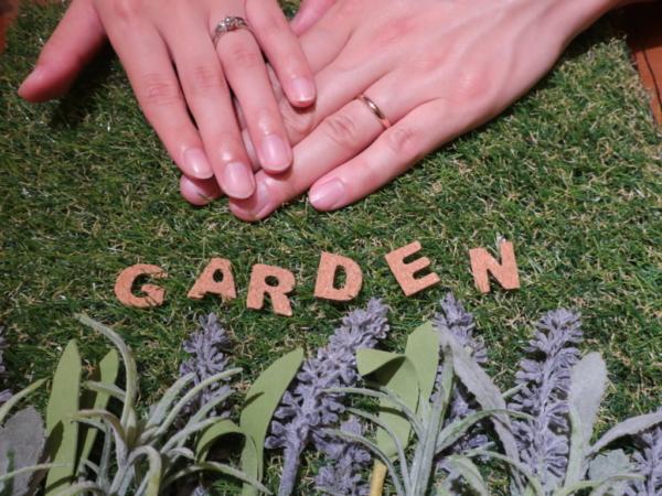 RosettEの婚約指輪 ALTERGO・RosettEの結婚指輪