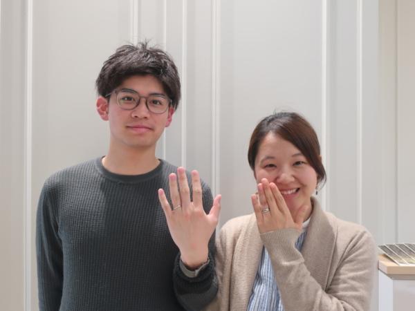 LAPAGEの婚約指輪・結婚指輪 奈良県奈良市/大阪府堺市堺区