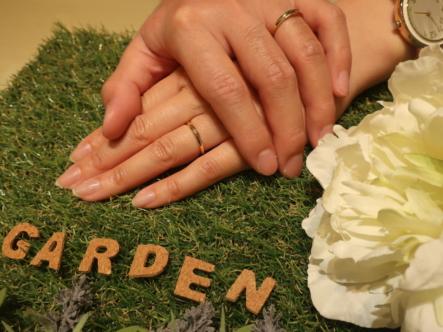 RosettEの結婚指輪 兵庫県尼崎市/大阪府豊中市