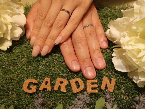 GRACEKAMA ・RosettEの結婚指輪 大阪市北区