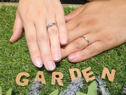 et.luの結婚指輪 兵庫県尼崎市