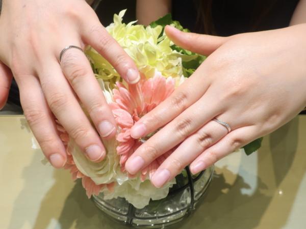 Soの結婚指輪 兵庫県尼崎市