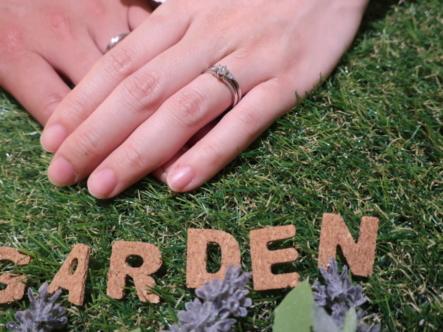 MILK&Strawberryの結婚指輪 奈良県葛城市