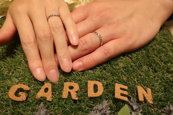 LAPAGEの結婚指輪 大阪府