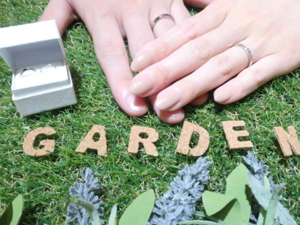 SWEET BLUE DIAMONDの結婚指輪 大阪府/奈良県