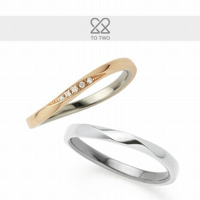 TOTWOの結婚指輪で大阪梅田の正規取扱店はgarden梅田