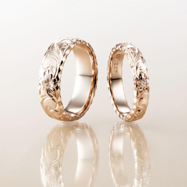 Makanaマカナの結婚指輪でバレルタイプの大阪・梅田・神戸・京都の正規取扱店1