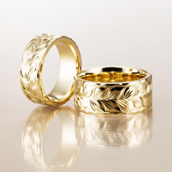 Makanaマカナの結婚指輪でフラットタイプの大阪・梅田・神戸・京都の正規取扱店1