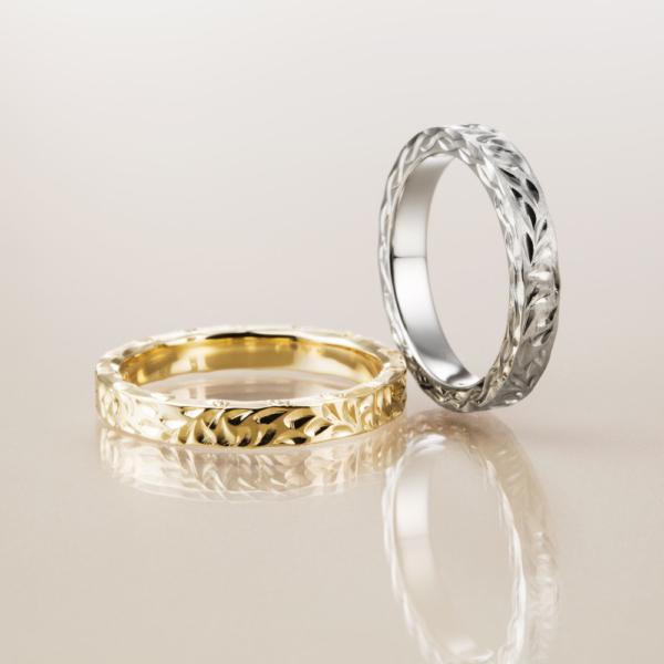 Makanaマカナの結婚指輪でスリムタイプの大阪・梅田・神戸・京都の正規取扱店1