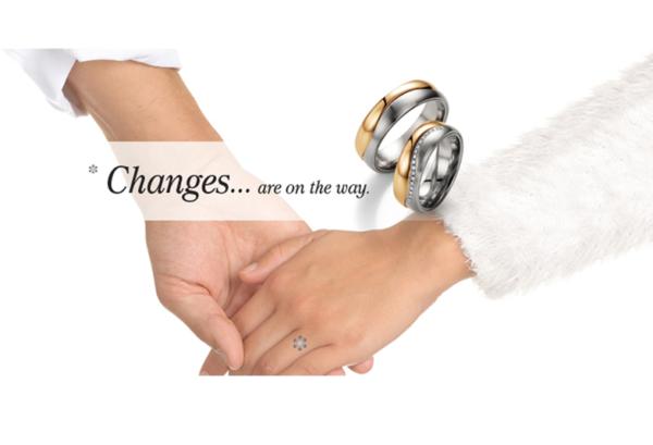 強度が高くて一生使える結婚指輪なら鍛造作りのフィッシャーリングgarden梅田