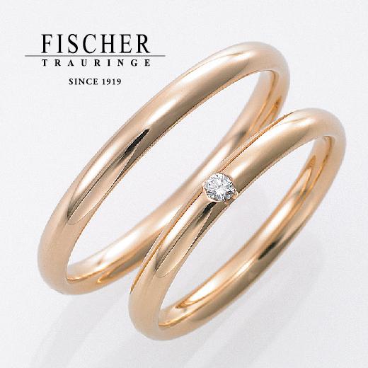 大阪梅田フィッシャーの鍛造作り結婚指輪は強度抜群