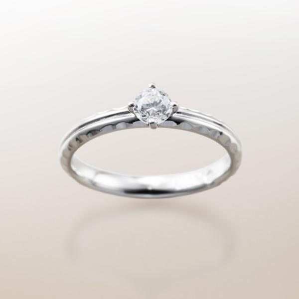 Makanaマカナの婚約指輪でME-5のPtプラチナの大阪・梅田・神戸・京都の正規取扱店