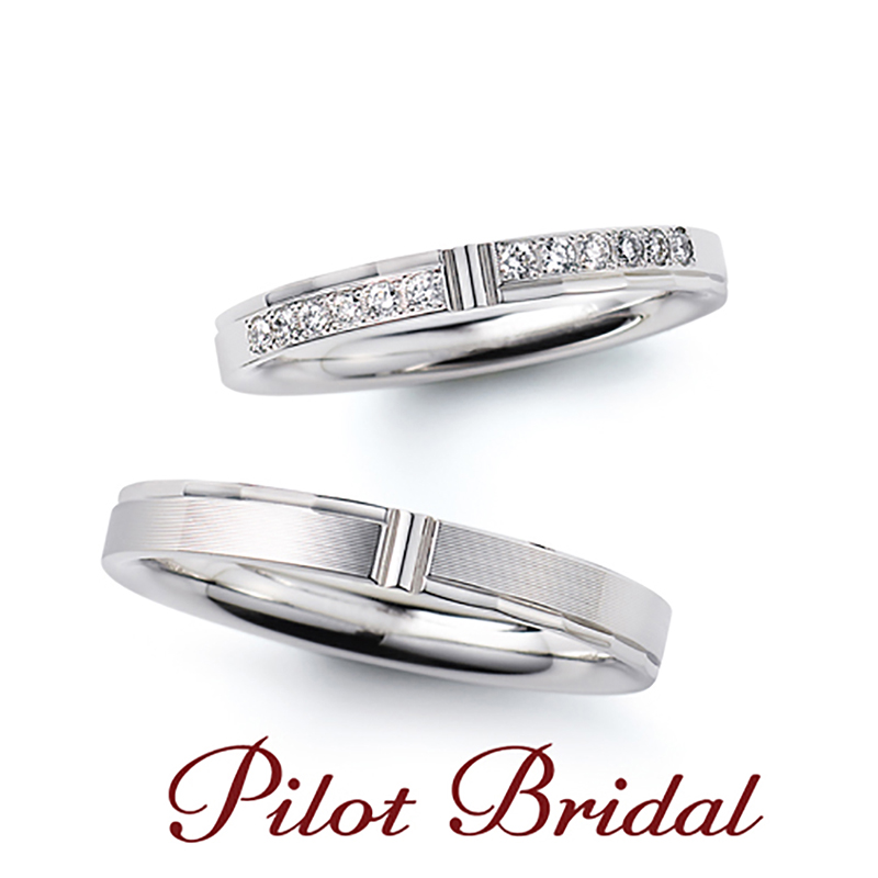 神戸で人気の結婚指輪でパイロットブライダルの結婚指輪でMemory【思い出】