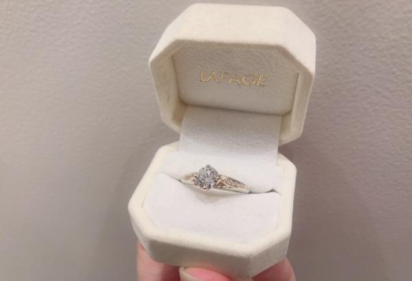 大阪梅田京都神戸で人気の婚約指輪を取り扱うジュエリーショップgarden梅田