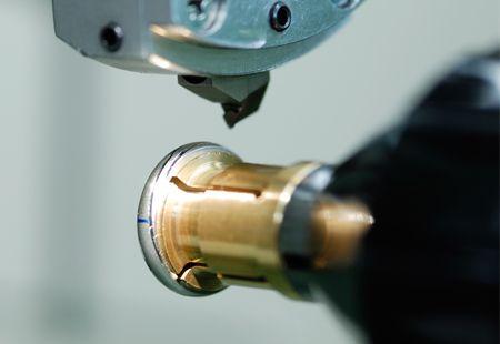 パイロットブライダルの指輪の製造工程7