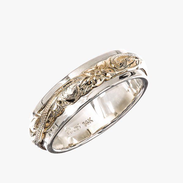 Maxiマキシの結婚指輪でツートーンの大阪・梅田・神戸・京都の正規取扱店1