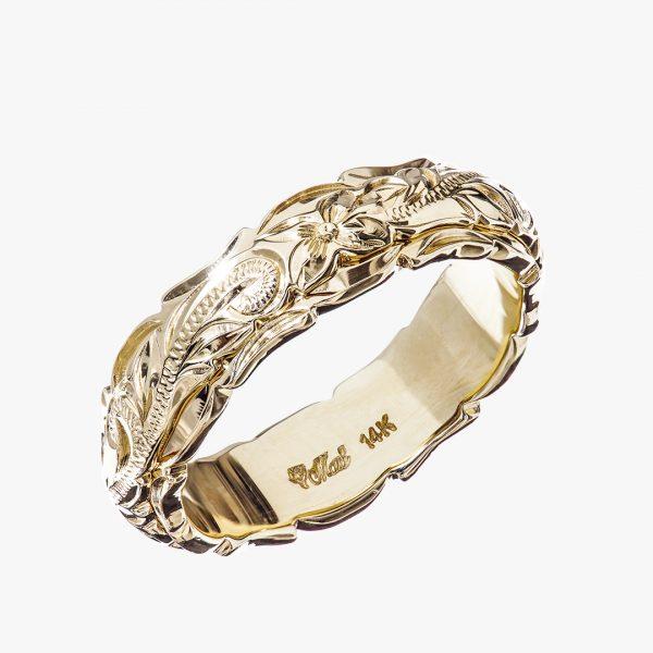 Maxiマキシの結婚指輪でツートーンの大阪・梅田・神戸・京都の正規取扱店4