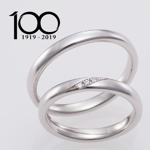 ドイツの鍛造タンゾウ指輪のFISCHER100周年モデル1