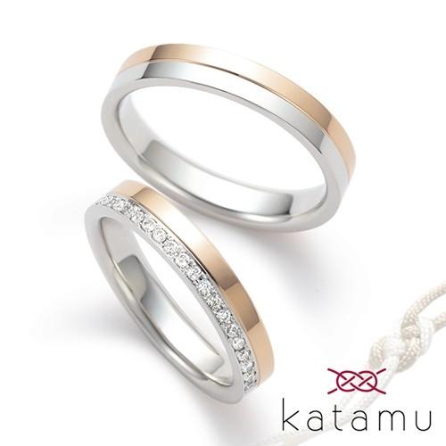 和ブランドで人気カタム結婚指輪は関西最大級セレクトショップ大阪のgarden梅田4
