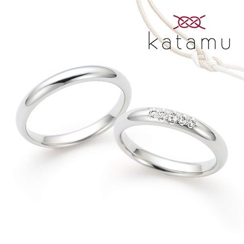 和ブランドで人気カタム結婚指輪は関西最大級セレクトショップ大阪のgarden梅田6