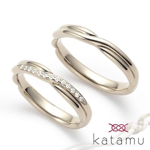 和ブランドで人気カタム結婚指輪は関西最大級セレクトショップ大阪のgarden梅田7
