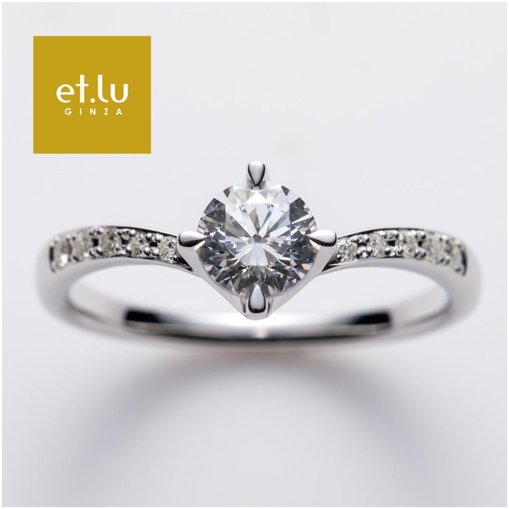 大阪梅田ゴージャスのエトル銀座婚約指輪は関西最大級のgarden