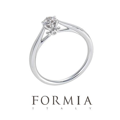 大阪シンプルなソリティア婚約指輪は関西最大級セレクトショップgarden梅田