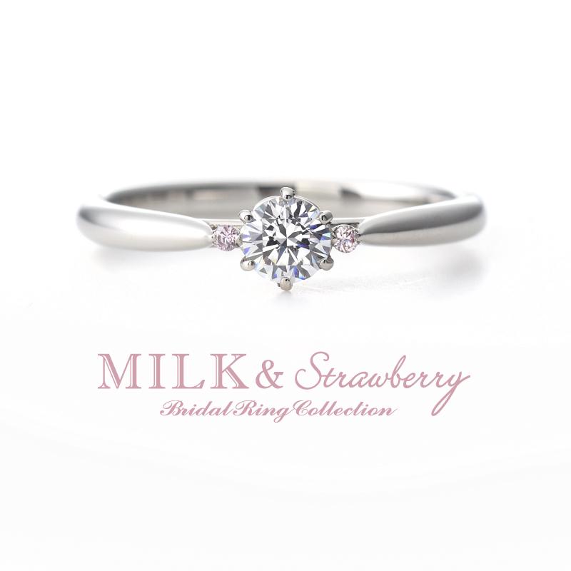 大阪梅田でかわいいシンプル婚約指輪は関西最大級指輪専門店garden