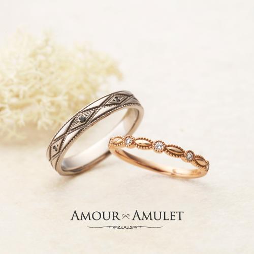 大阪梅田でかわいい結婚指輪は関西最大級のブライダルリング専門店garden7