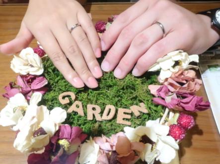 強度の強い結婚指輪 フィッシャー 兵庫県川西市