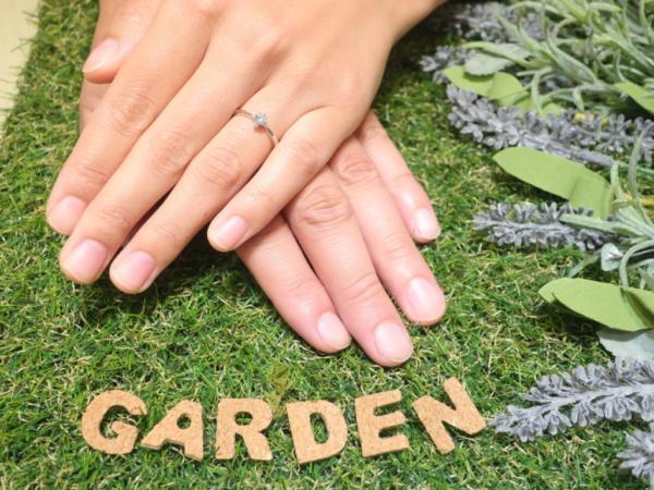 低価格でも選べるKATATiの婚約指輪 兵庫県西宮市