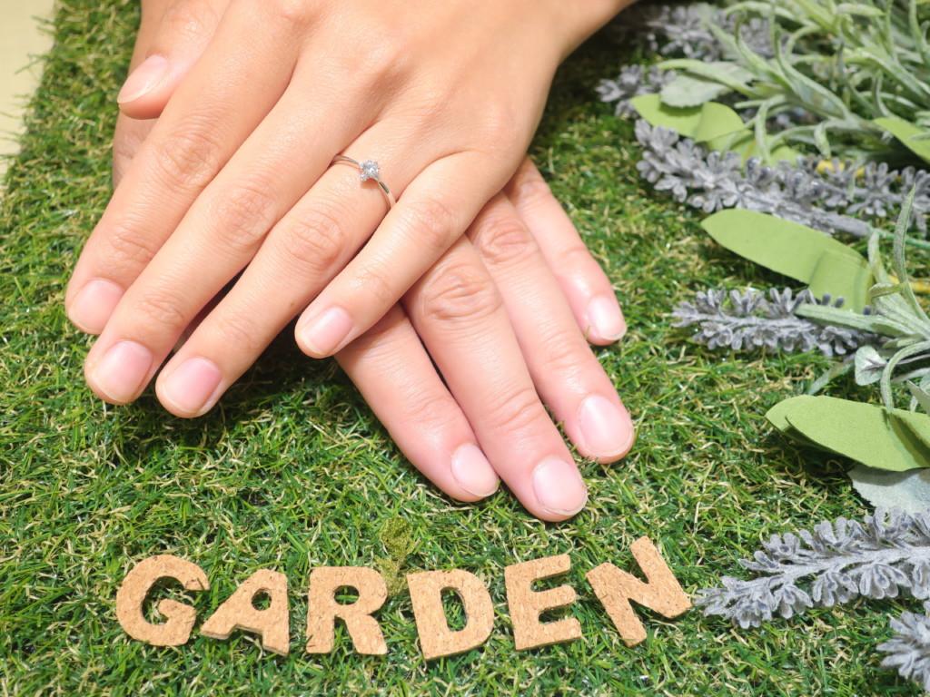 低価格でも選べるKATATiの婚約指輪