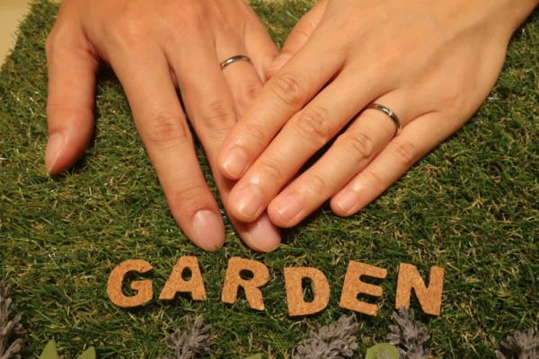 タンゾウ指輪 フィッシャーのマリッジリング 大阪市都島区
