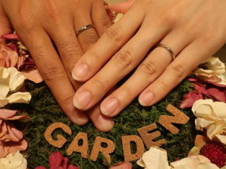 AMOUR AMULETの結婚指輪 大阪市生野区
