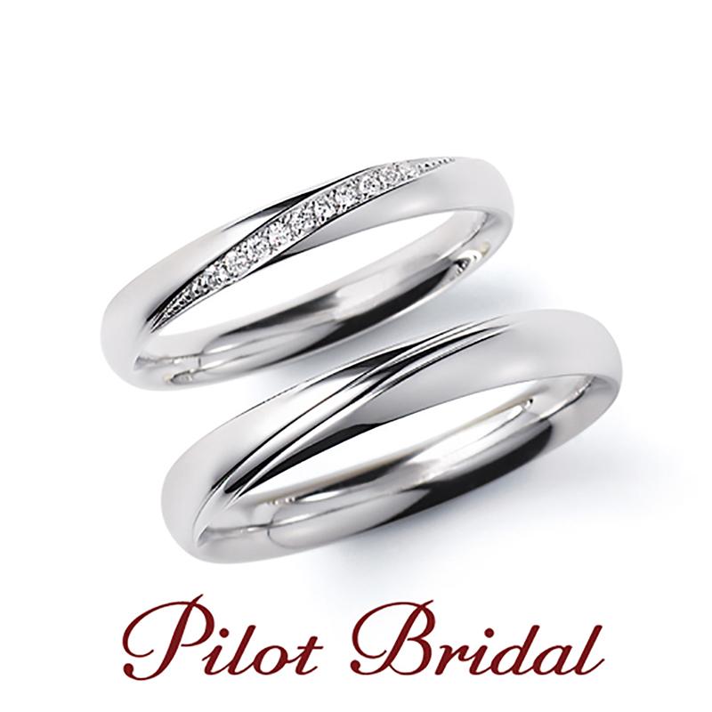 結婚指輪大阪総合人気ランキング6のパイロットブライダルリング