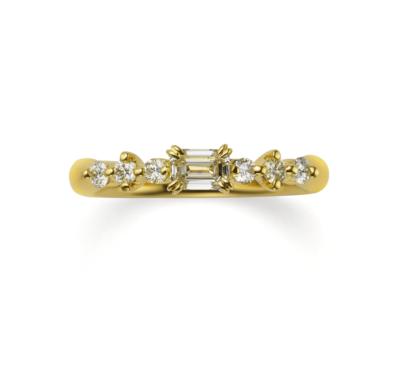 ORECCHIOオレッキオの婚約指輪5