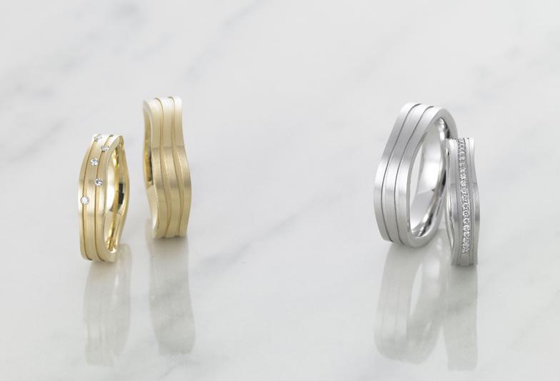 【大阪・梅田】鍛造の結婚指輪・婚約指輪はドイツ製オーダーメイド専門のフィッシャーがおススメ!