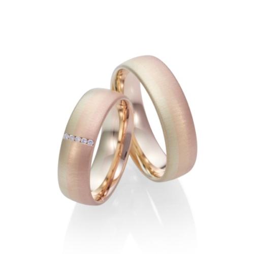 ドイツの鍛造メーカーであるフィッシャー・FISCHERの結婚指輪で706シリーズ