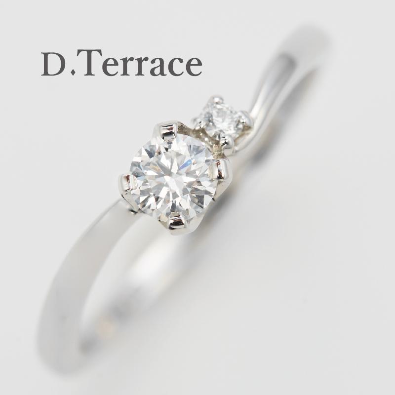 大阪梅田のディーテラス婚約指輪